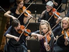 Rūta Lipinaitytė, Lietuvos nacionalinis simfoninis orkestras. D. Matvejevo nuotr.