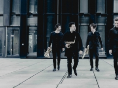 "Saksofonų kvartetas ""Signum"". LNF archyvo nuotr."