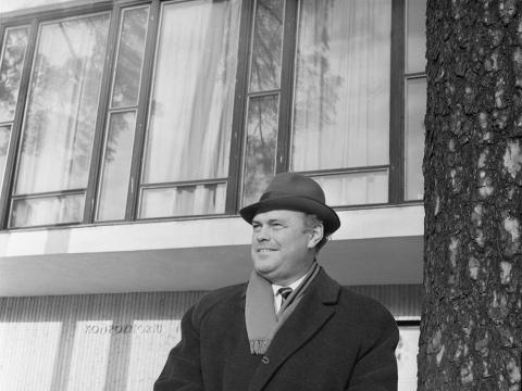 Eduardas Balsys. K. Liubšio nuotr. Lietuvos centrinis valstybės archyvas