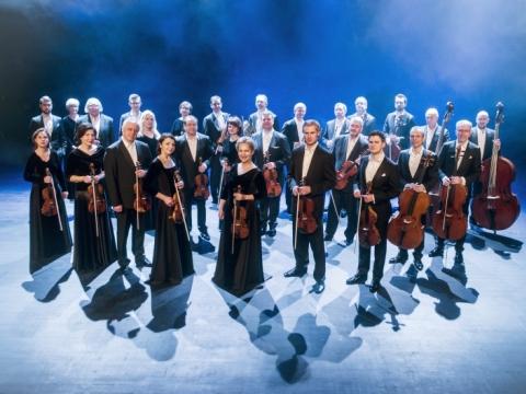 Lietuvos kamerinis orkestras. LNF nuotr.