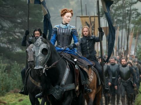 """""""Marija, Škotijos karalienė"""""""